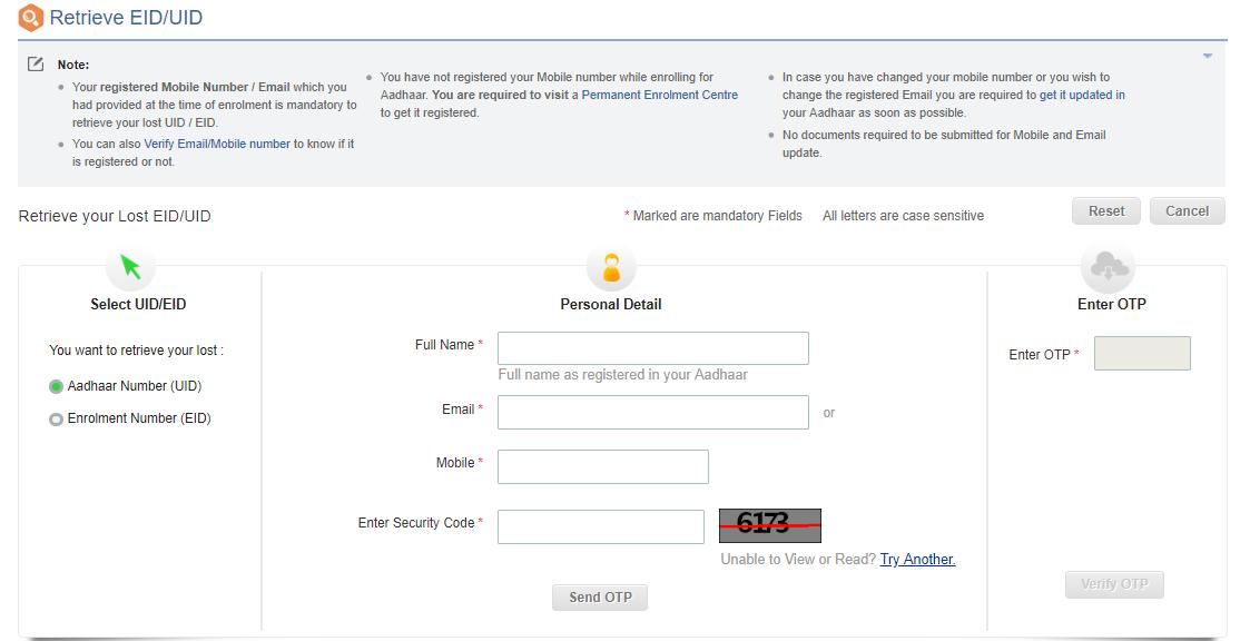 how to download aadhaar card download your aadhaar card