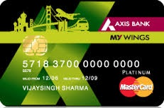 Axis Bank My Wings Credit Card