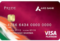 Axis Bank Platinum Credit Card Apply Online