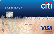 Citibank Cash Back Credit Card Apply Online