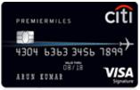 Citibank Premiermiles Credit Card