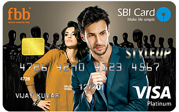 State Bank of India Fbb Sbi Styleup Card Credit Card Apply Online