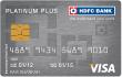 Hdfc Bank Platinum Plus Credit Card