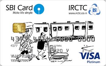 State Bank of India Irctc Sbi Platinum Card Credit Card Apply Online
