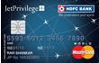 Jetprivilege Hdfc Bank World Credit Card