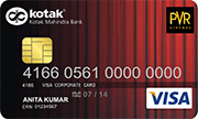 Kotak Mahindra Bank Pvr Gold Credit Card