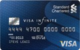 Standard Chartered Bank Standard Chartered Priority Banking Visa Infinite Credit Card Apply Online
